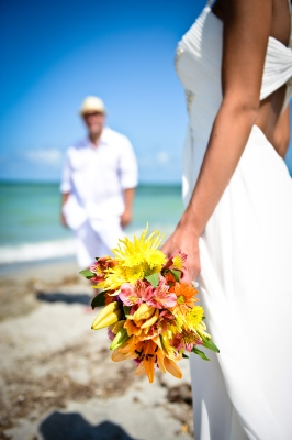 Pensacola Beach Wedding.