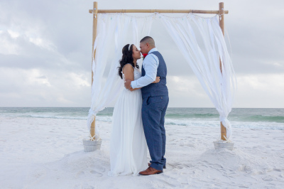 Navarre Beach is Perfect for a Beach Wedding!